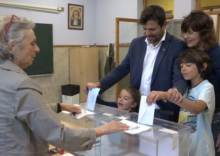 """Engelbert Montalà d'ERC: """"Tenim una oportunitat pel canvi i perquè tothom tingui veu a l'Ajuntament"""""""