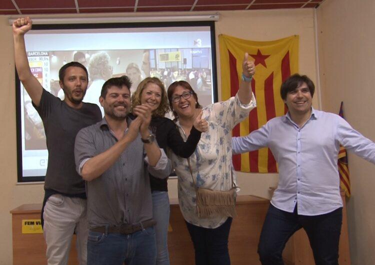 Letícia Carné, Manel Solé i Rosa Maria Florensa seran els nous regidors d'ERC a l'Ajuntament de Mollerussa