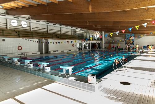 La piscina coberta de Mollerussa. FOTO: Ajuntament de Mollerussa.