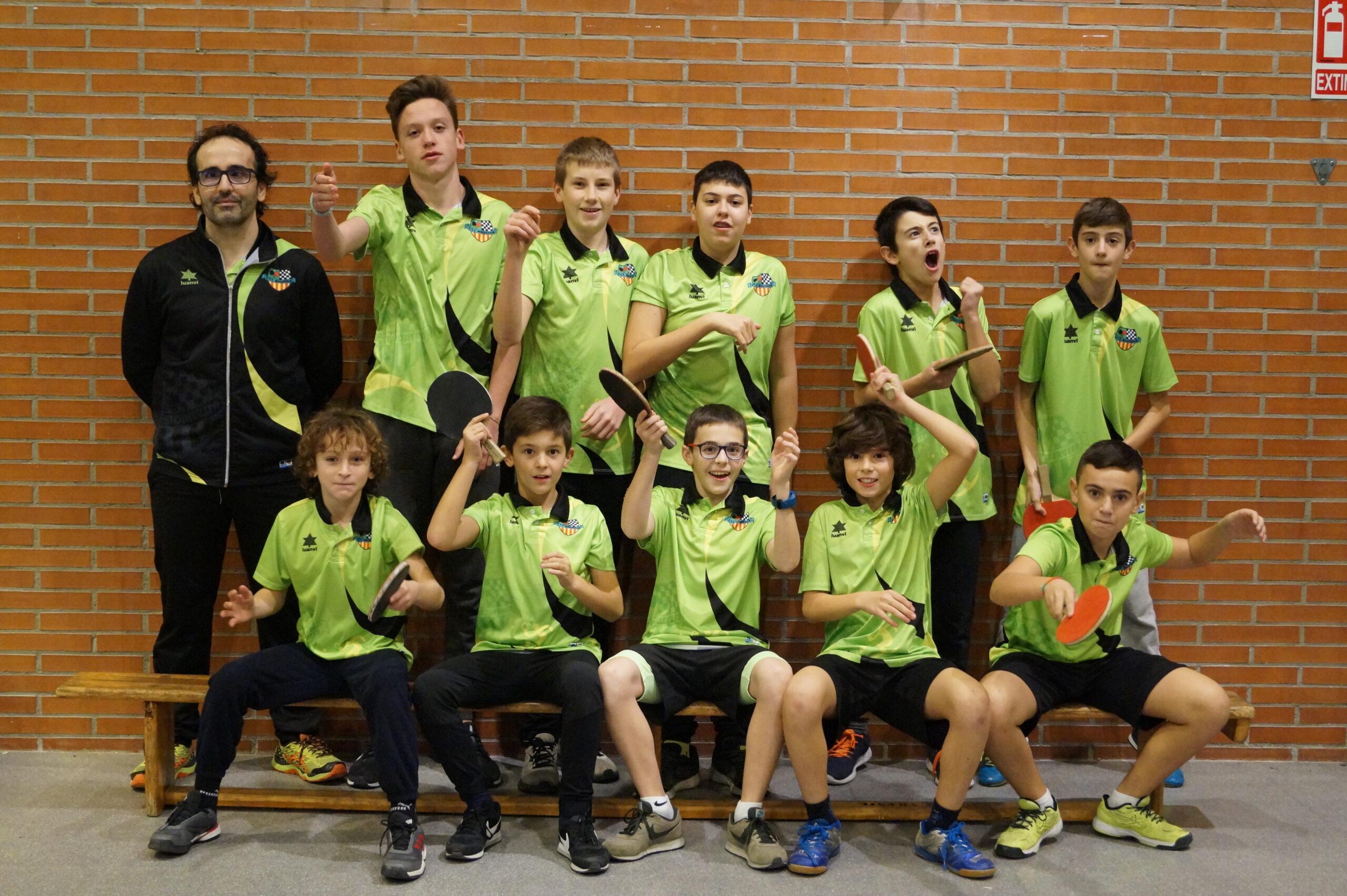 11- Grup d'iniciació