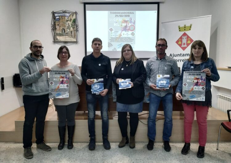 Torregrossa celebrarà la 1a Cursa i Marxa del Pou Bo el 24 de març