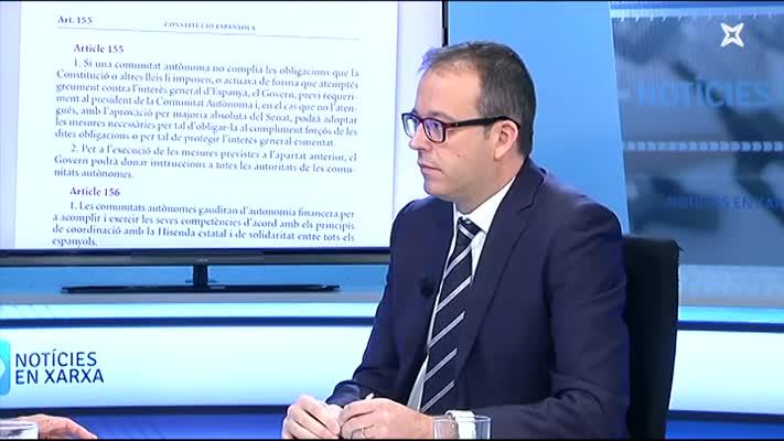 NOTÍCIES EN XARXA: L'entrevista, Marc Solsona, alcalde de Mollerussa