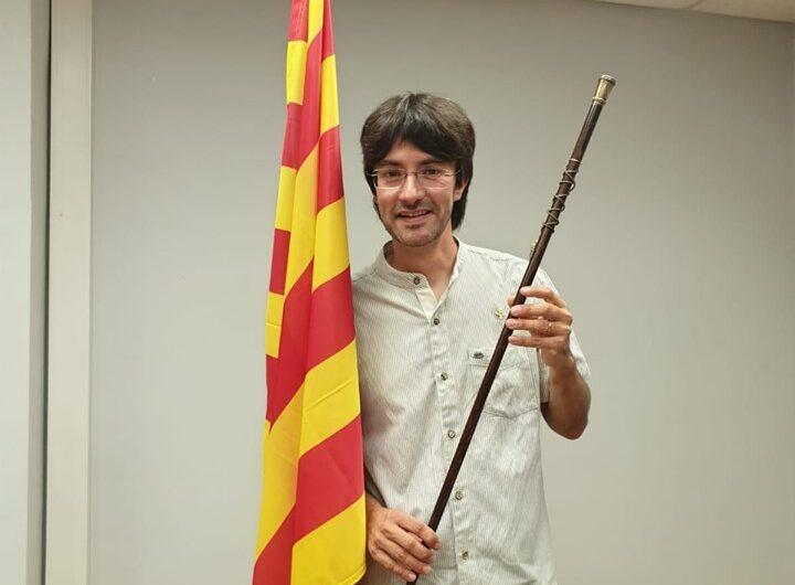 Francesc Balcells, nou alcalde del Palau d'Anglesola