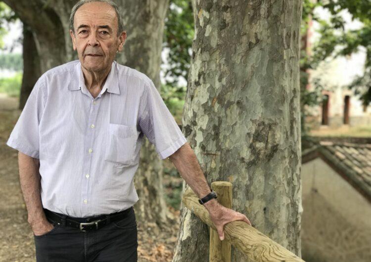 L'historiador golmesenc Josep Maria Palau presenta divendres el seu segon llibre d'història local 'Golmés, segles XVIII-XIX'