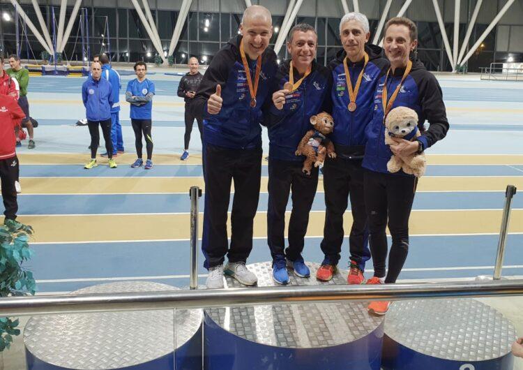 L'A.A. Xafatolls suma 8 medalles al Campionat de Catalunya Màster