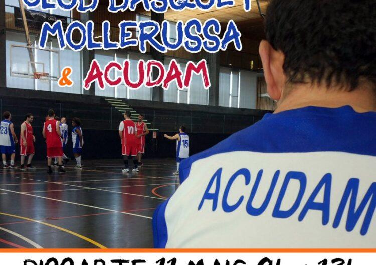 Bàsquet inclusiu aquest dissabte a Mollerussa