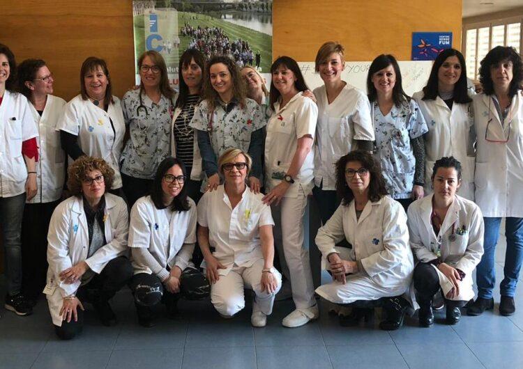 L'EAP Pla d'Urgell se suma a la campanya de difusió de les malalties minoritàries