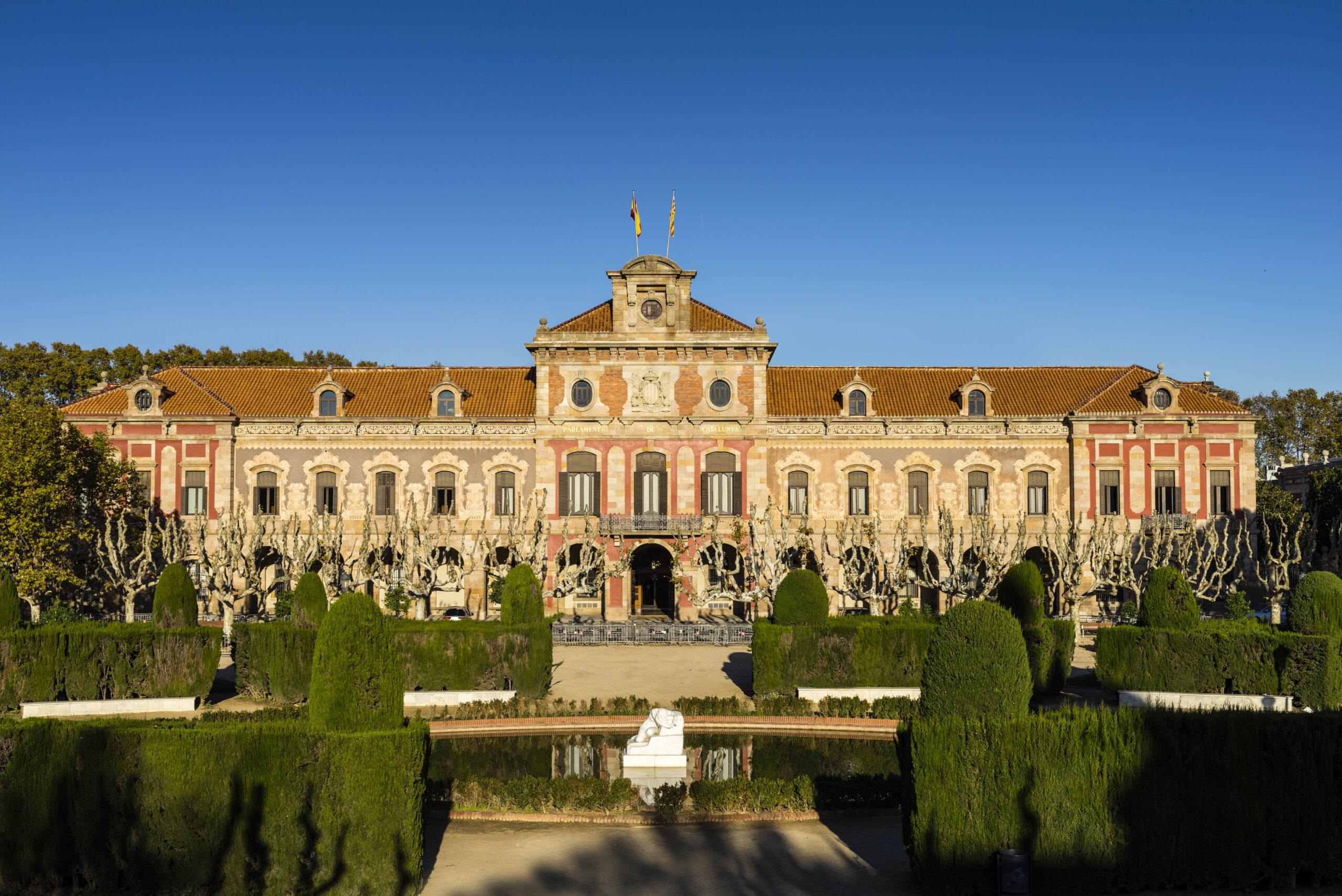 Parlament de Catalunya (Foto: Parlament de Catalunya)