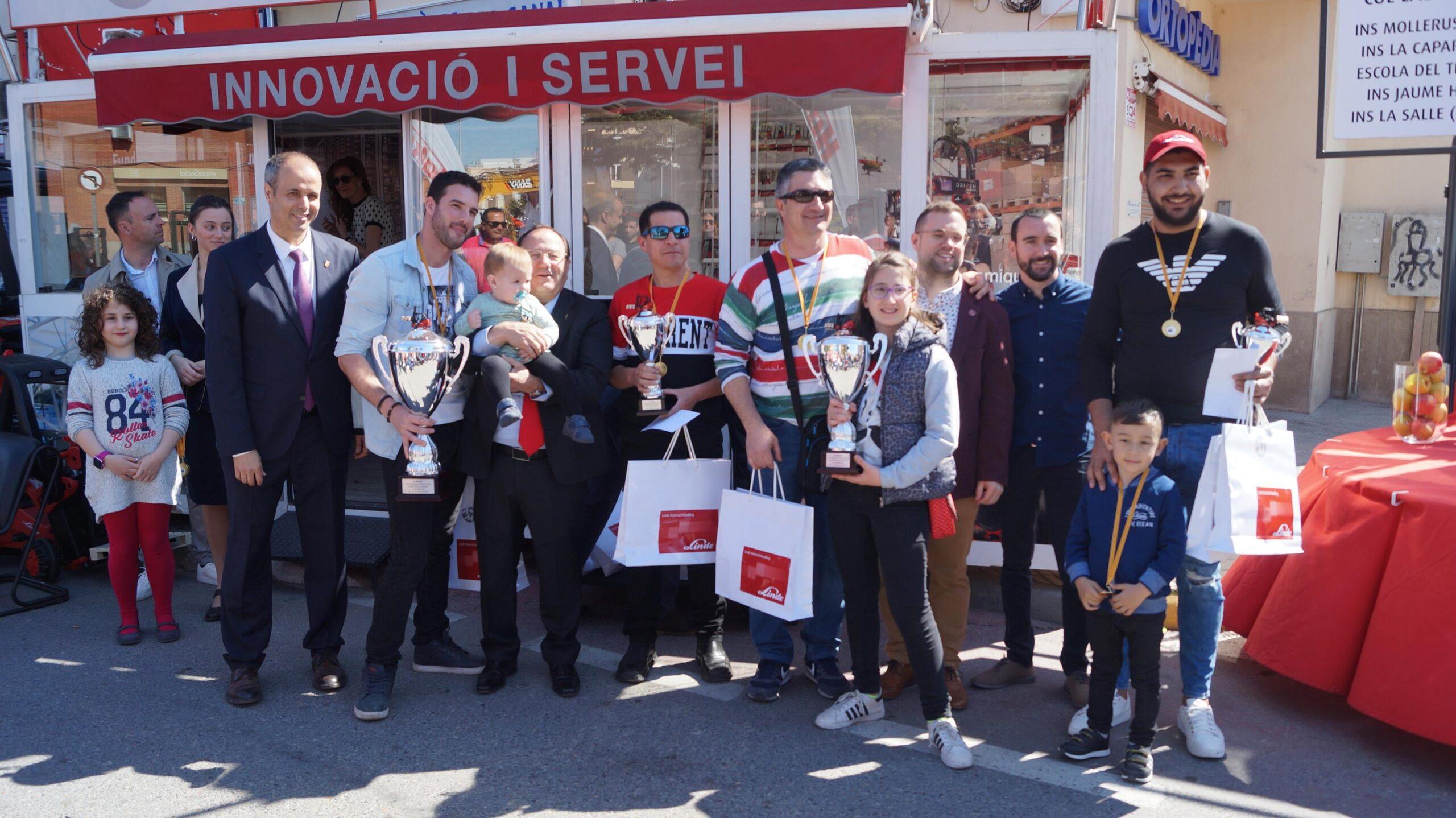 Foto grup guanyadors Concurs de Carretilles (2)