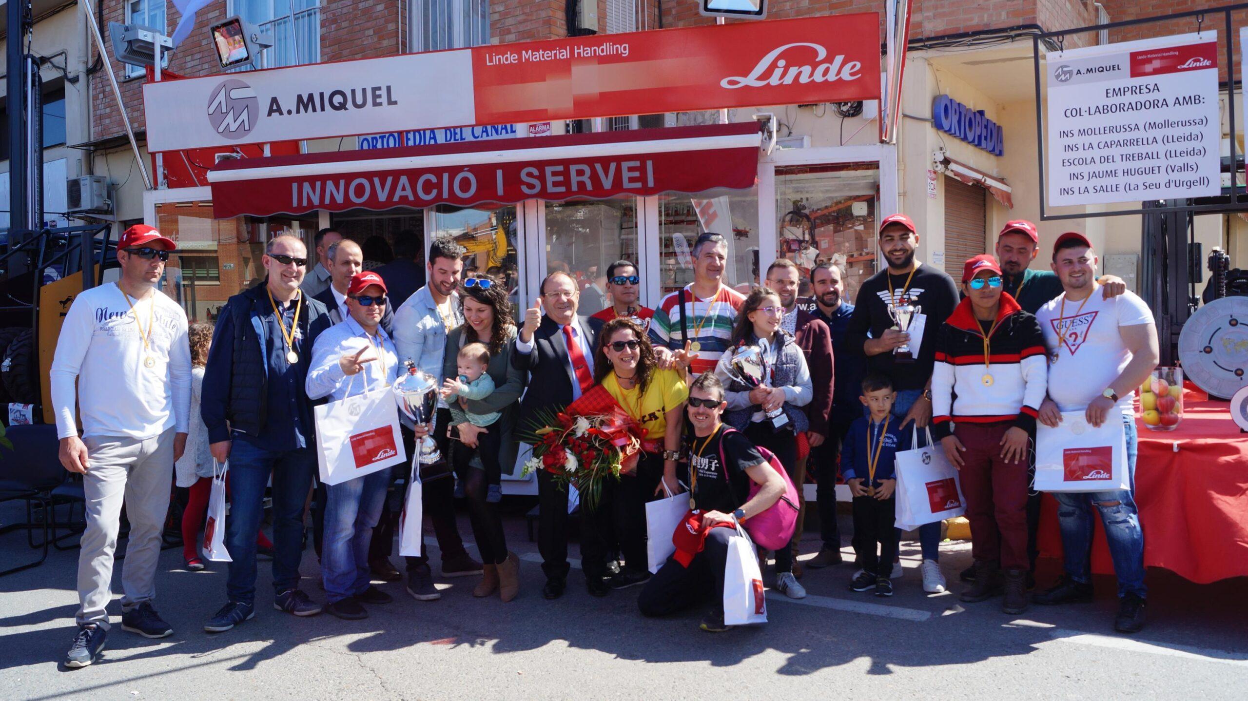 Foto grup participants Concurs de Carretilles (1)
