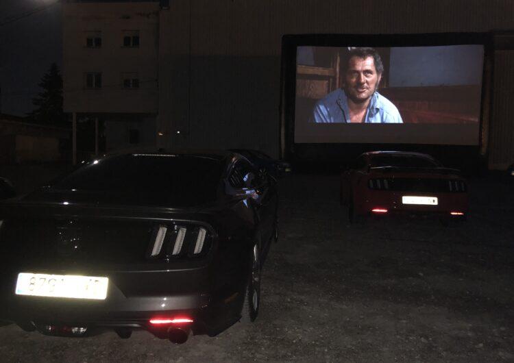 L'auto cine de Golmés apaga motors aquest cap de setmana