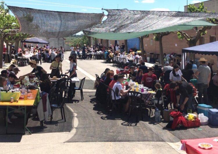 La Festa Major de Bell-lloc d'Urgell marida gastronomia i cultura local