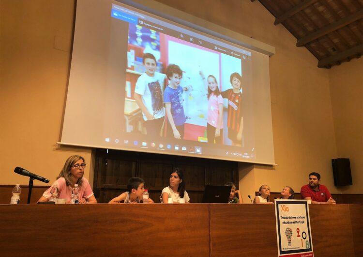 Més de 200 docents dels Pla d'Urgell assisteixen a l'XIa Trobada de bones pràctiques educatives