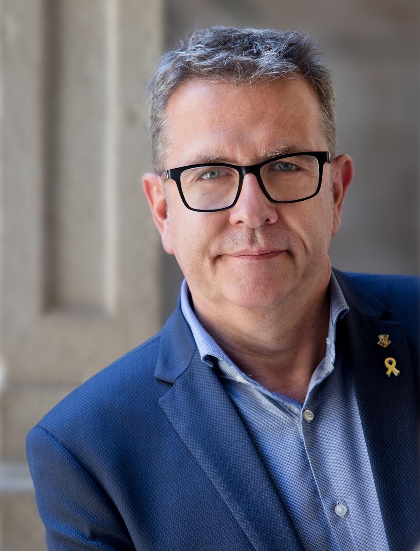 Joan Talarn (president Diputació Lleida) a