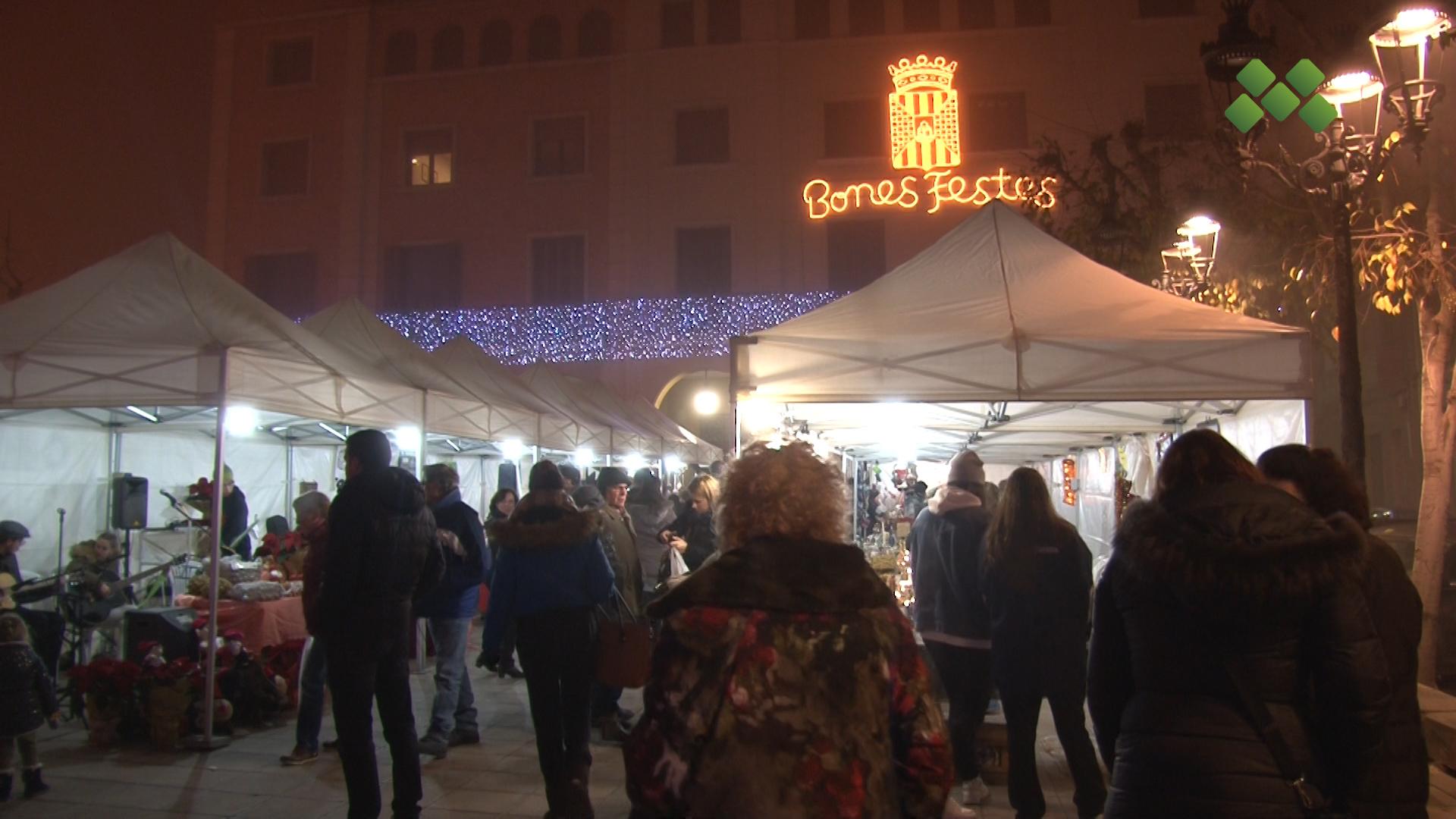 Mollerussa acollirà aquest dissabte una nova edició del tradicional Mercat de Santa Llúcia