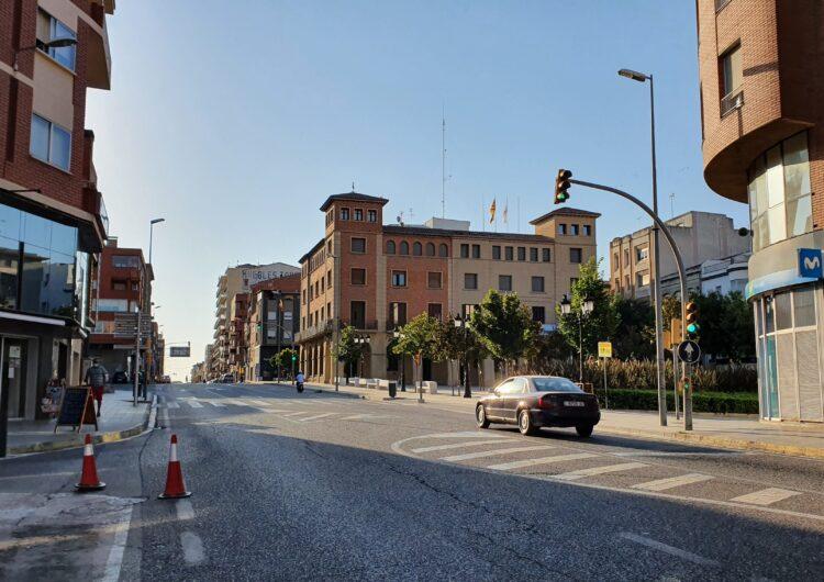 El tram urbà de la N-II al seu pas per Mollerussa estarà tallat al transit dilluns i dimarts per obres de millora
