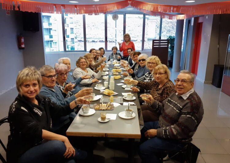 Mollerussa ofereix a la gent gran que viu sola l'opció d'ajuntar-se pels àpats de Nadal i Cap d'Any