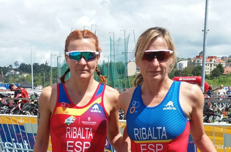 Núria Ribalta i Eva Ribalta