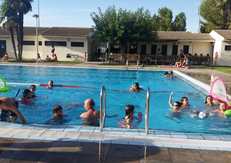 Els veïns del Palau d'Anglesola tindran accés gratuït a les piscines municipals fins diumenge