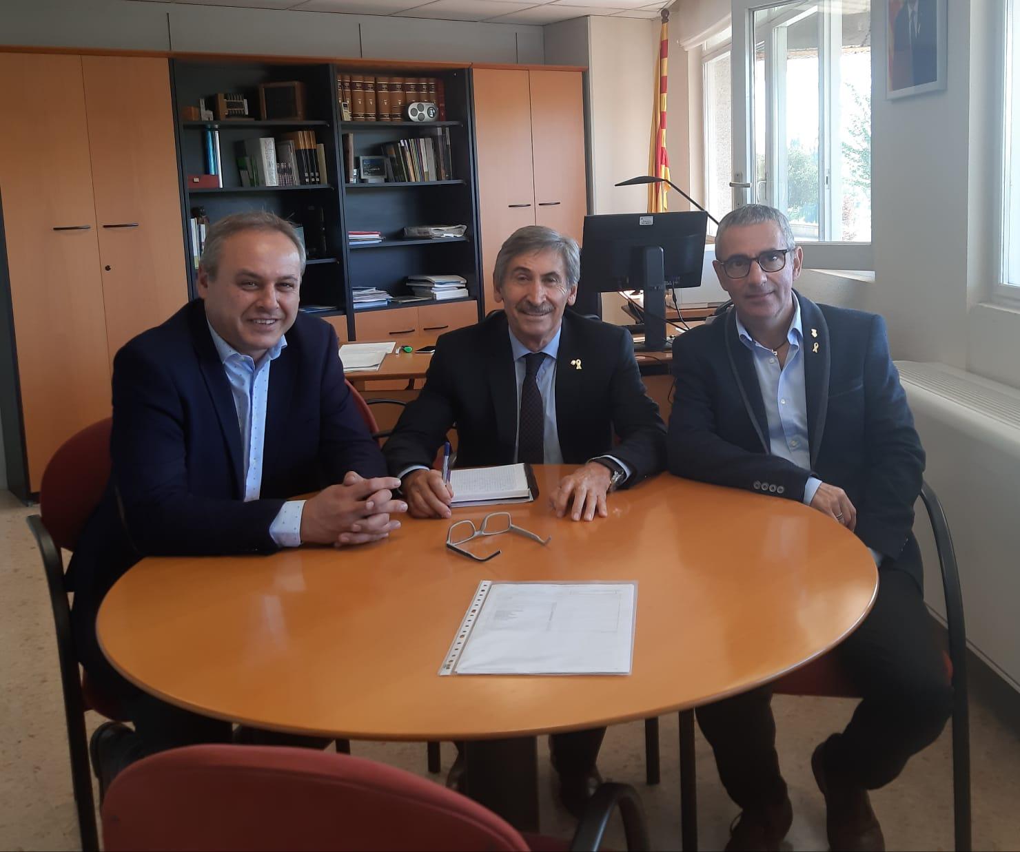 Reunió ITV Lleida