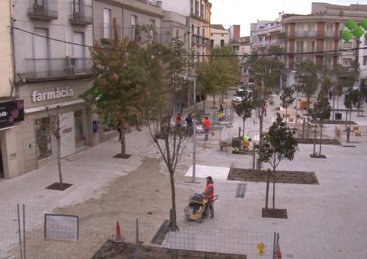 L'Ajuntament de Mollerussa convoca la línia d'ajuts per als negocis afectats per obres a la via pública fetes el 2018