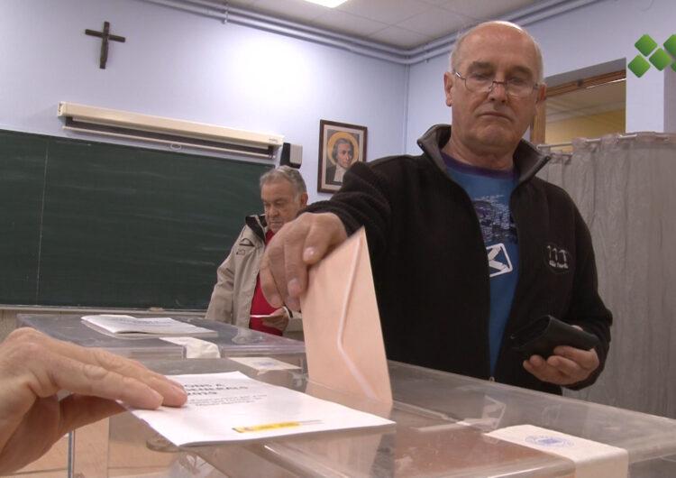 Eleccions Generals: Consulta els resultats i la participació en cada municipi del Pla d'Urgell