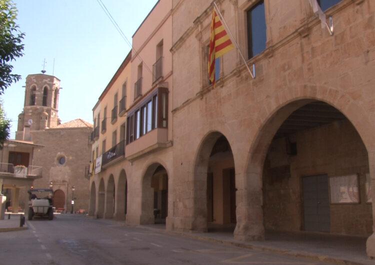 Sis dels onze regidors de l'Ajuntament de Linyola seran nous
