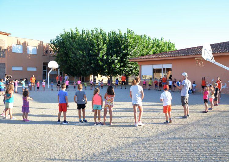 Els Tallers d'Estiu obren la festa de l'equador a altres poblacions del Pla com Barbens, Castellnou i Ivars