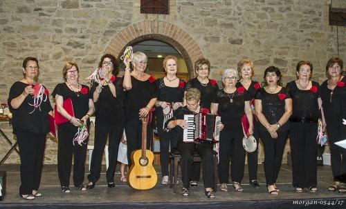 Les integrants del Grup Ressò de l'Albada. FOTO: Associació de Dones L'Albada.