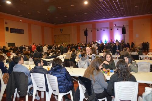El Pavelló Pla d'Urgell ha acollit el 1r Festival Birramoll. FOTO:  Ajuntament de Mollerussa.