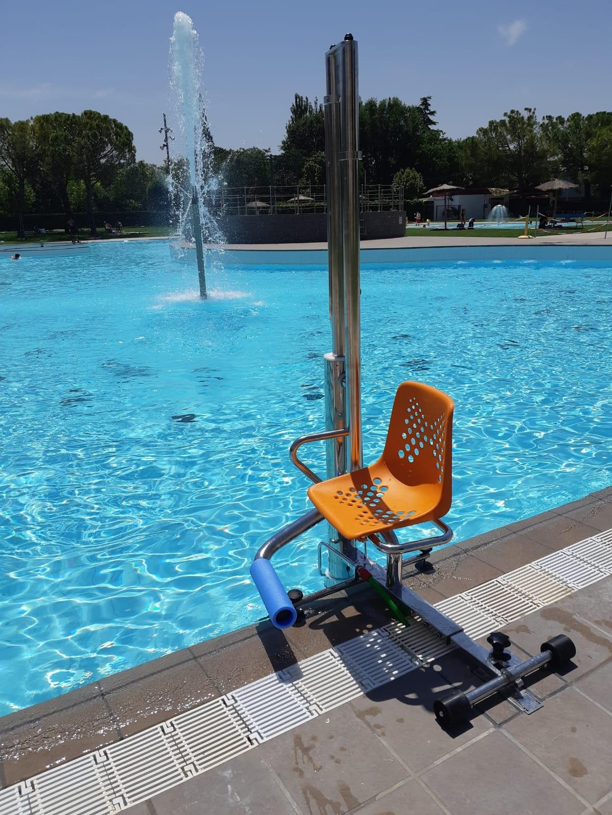 cadira hidraulica