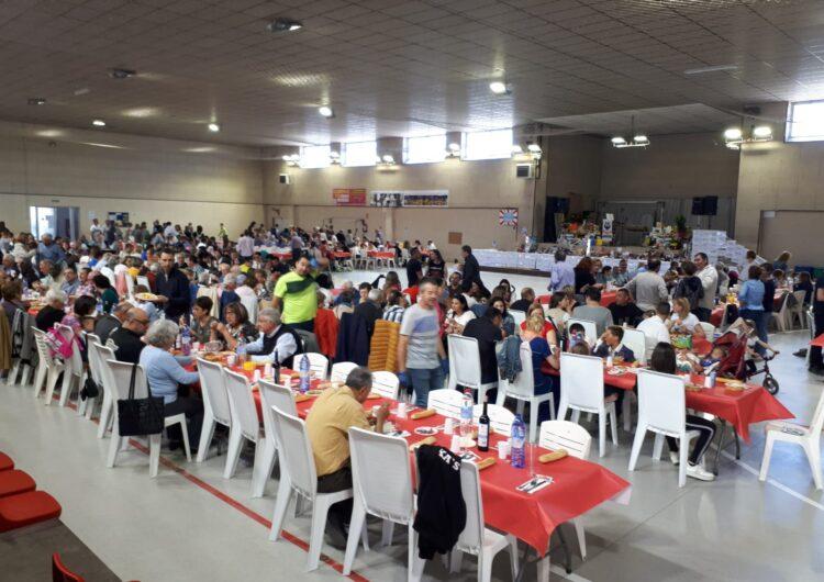 La Festa de les Cassoles congrega més de 600 persones a Vila-sana