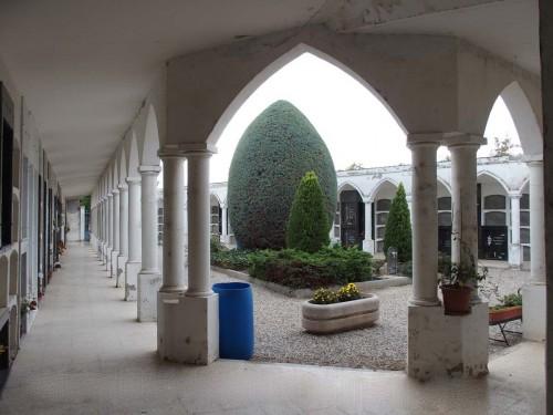 El cementiri del Palau d'Anglesola. FOTO: Ajuntament del Palau d'Anglesola.