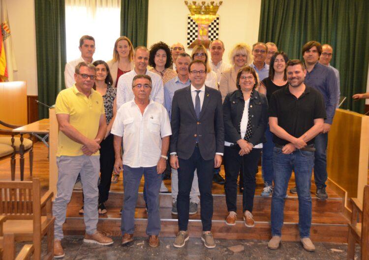 L'Ajuntament de Mollerussa celebra l'últim Ple del mandat 2015-2019