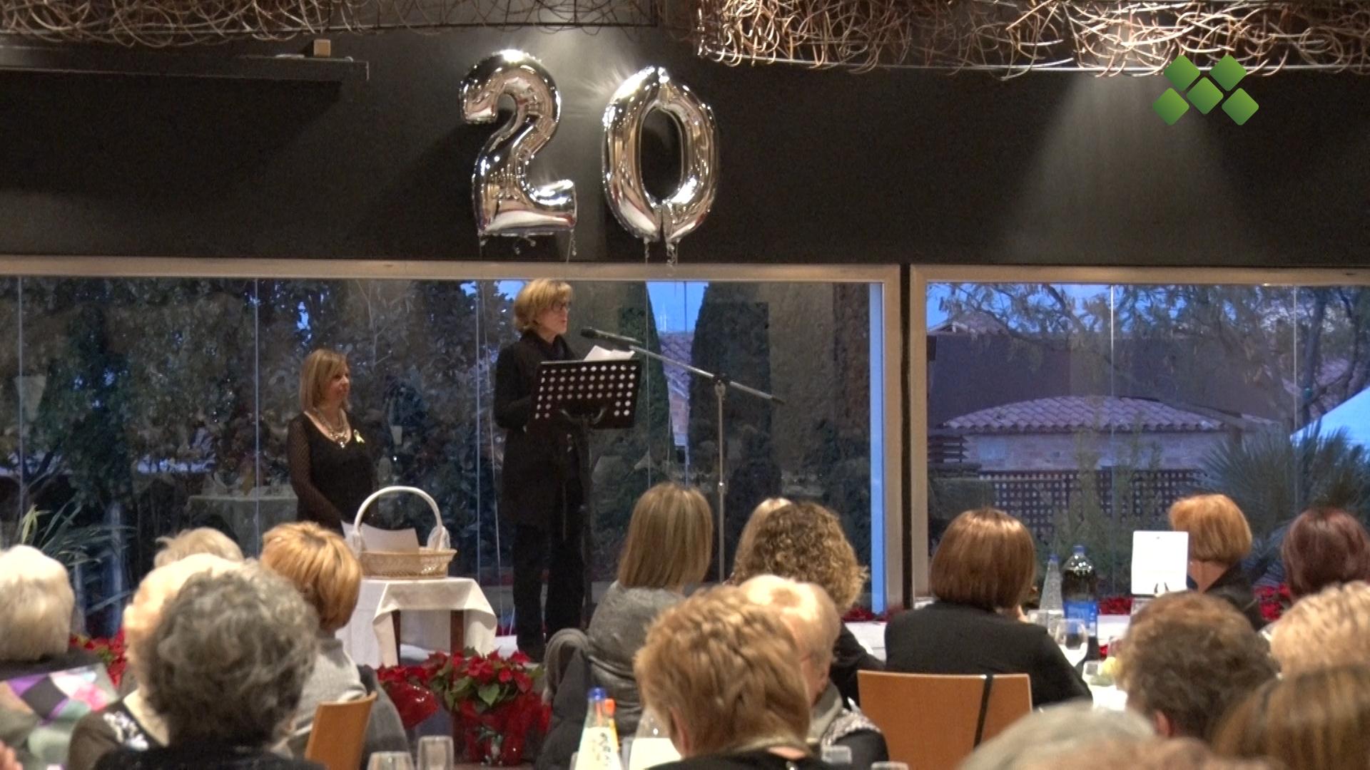 La Federació Consell de Dones del Pla d'urgell celebra el seu 20è aniversari