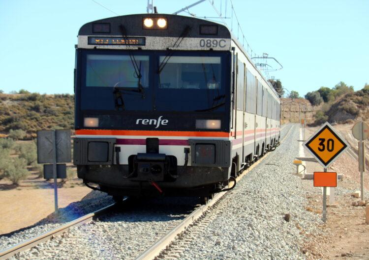 CCOO demana al Govern la immediata posada en servei de les 12 freqüències de trens a la línia Lleida-Manresa