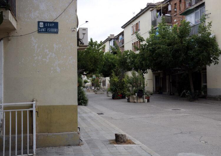Mollerussa ha desallotjat ja 43 pisos dels blocs Sant Isidori