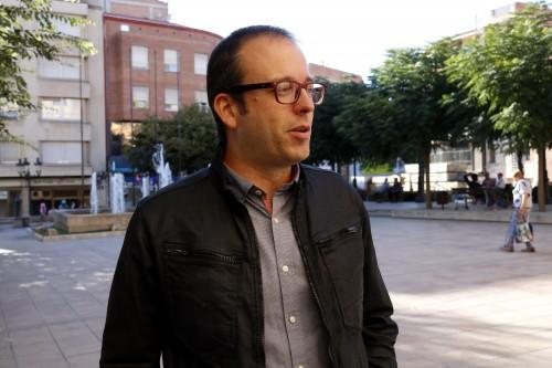 L'alcalde de Mollerussa, Marc Solsona. FOTO: ACN