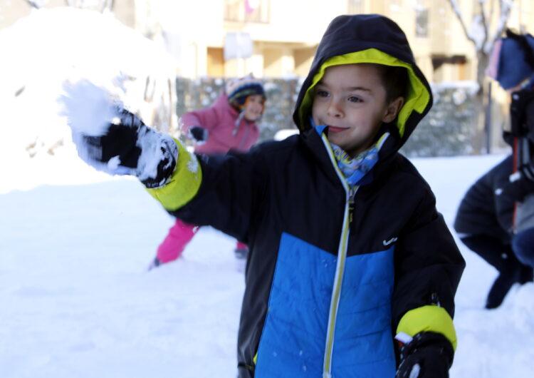 Protecció Civil suspèn tot el transport escolar per dimecres i moltes escoles no tindran activitat normalitzada