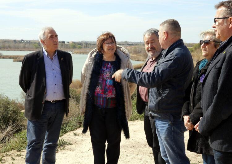 El Consorci de l'Estany d'Ivars i Vila-sana vol millorar la qualitat de l'aigua per atraure més espècies d'ocells