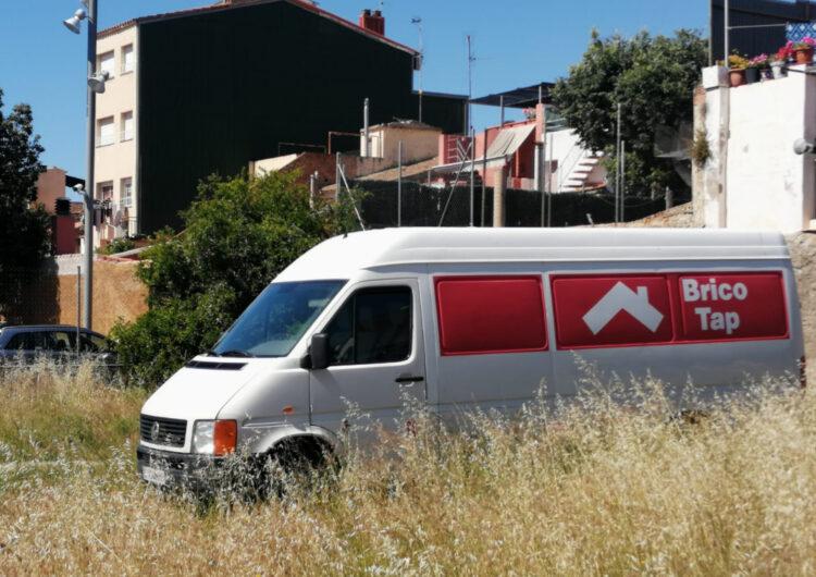 Recuperen al Vendrell la furgoneta robada d'Acudam