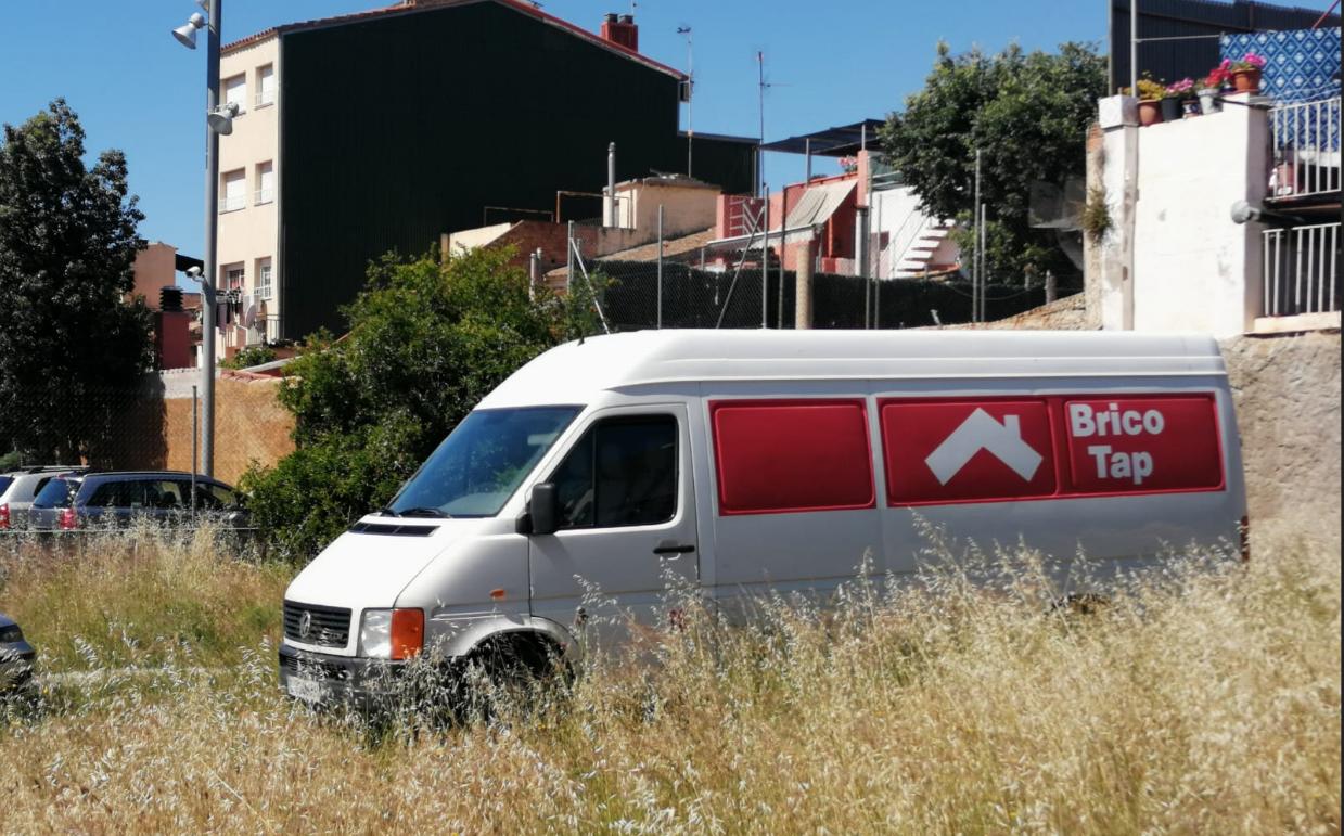 imatge diposit mossos vendrell