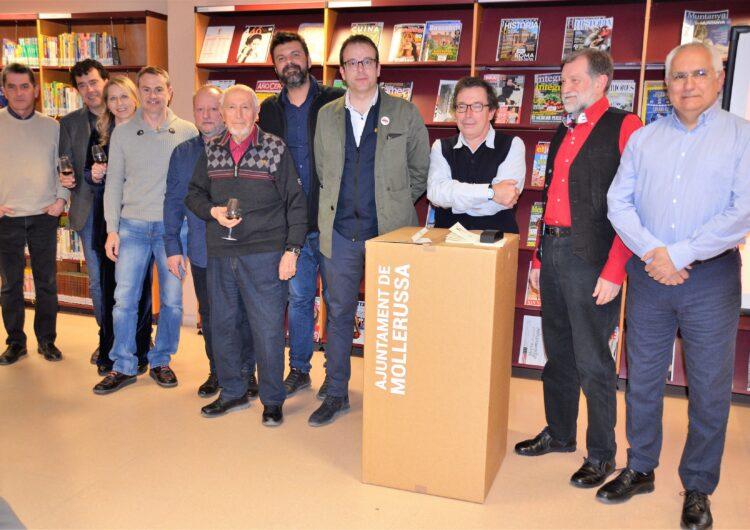 La poesia d'autoria lleidatana i el vi del Castell del Remei inauguren el 'Lletres i Vins' a Mollerussa