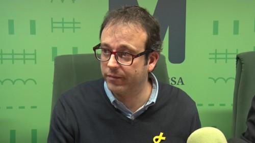 L'alcalde de Mollerussa, Marc Solsona, una de les alternatives a Puigdemont