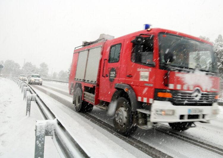Protecció Civil fa una crida a no baixar la guàrdia davant un episodi de neu que es podria allargar unes 18 hores més