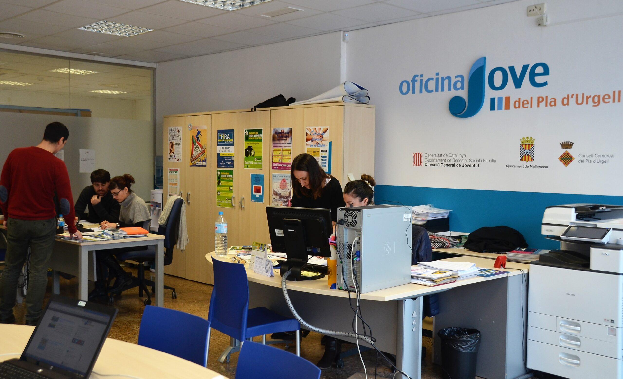 oficina jove