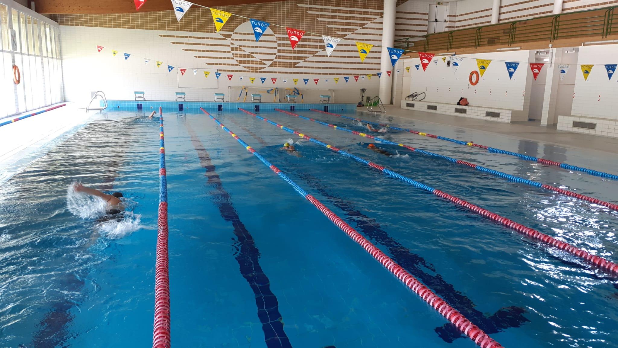 piscina oberta
