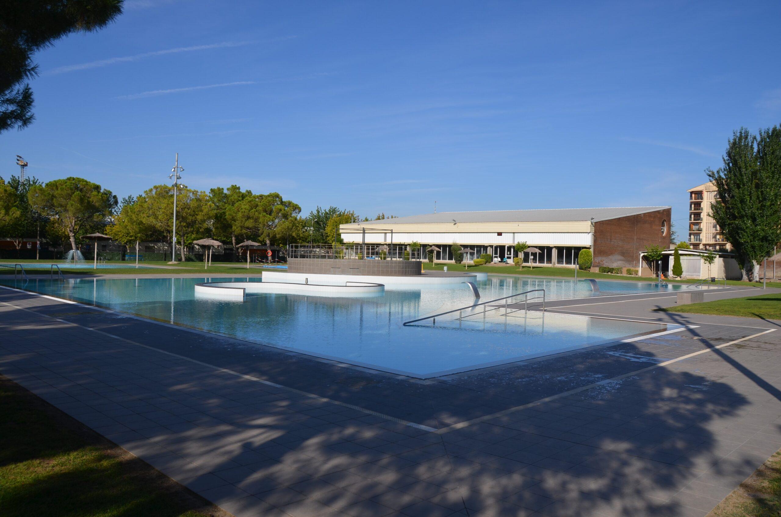 piscines d'estiu