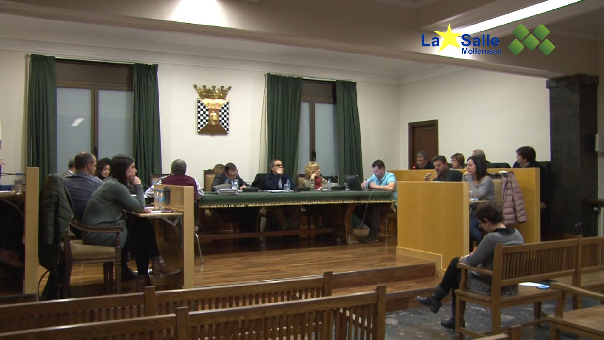 L'Ajuntament de Mollerussa aprova l'adjudicació del servei de jardineria a l'empresa UTE Urbaser-Aspros