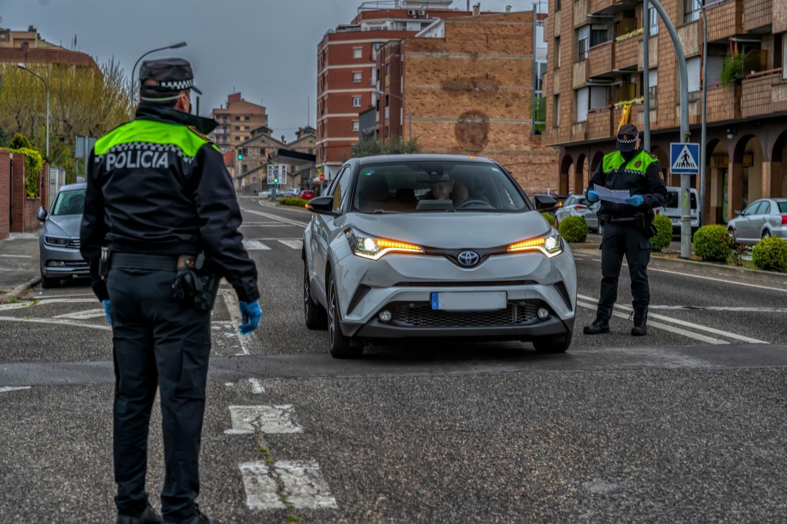 policia a la carretera 2